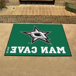 FANMATS 14421 NHL Dallas Stars Nylon Universal Man Cave All-