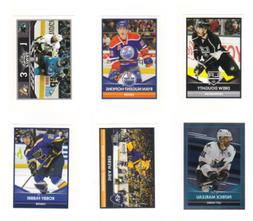 2016-17 Panini Hockey Stickers - Base Cards - Pick From Stic