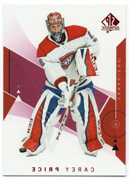 2018-19 SP Authentic Limited Red Parallel Pick Any Complete