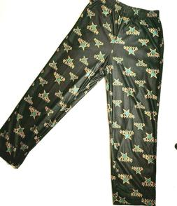 NHL Dallas Sleep Wear PJ Pants Flame Resistant Dallas Stars
