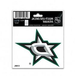 "Dallas Stars 3""x4"" Auto Decal  NHL Car Emblem Sticker Static"