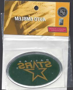 Dallas Stars Auto Emblem Super Cheap! FREE Shipping!