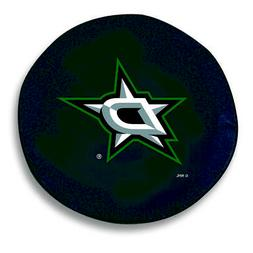 dallas stars hbs black vinyl fitted spare