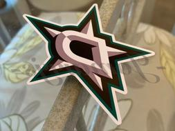 Dallas Stars Hockey Team Logo NHL Sticker Decal Vinyl #GoSta