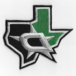 Dallas Stars I iron on patch embroidered patches applique ba