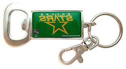 Dallas Stars NHL Bottle Opener Key Chain