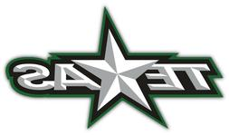 "Dallas Stars NHL Car Bumper Sticker Decal ID:1 ""SIZES"""