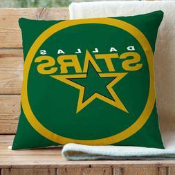 Dallas Stars NHL Custom Pillows Car Sofa Bed Home Decor Cush