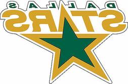 Dallas Stars NHL Hockey bumper sticker, wall decor, vinyl de