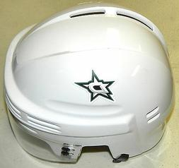 "Dallas Stars NHL Hockey Team ""D"" Logo White SportStar Player"