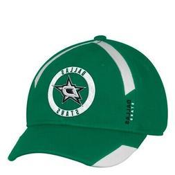 Dallas Stars NHL Adidas Men's Green Practice Jersey Hook Fle