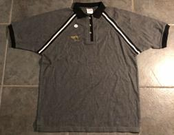 Dallas Stars Polo Shirt Mens Large  New Embroidered By Cadre