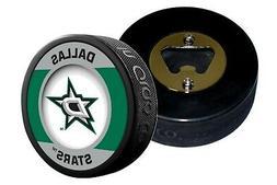 Dallas Stars Retro Series Hockey Puck Bottle Opener