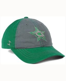 Zephyr Dallas Stars Storm Front Easy Adjustable Cap
