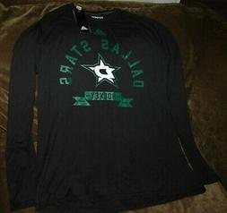 Dallas Stars Ultimate performance shirt men's large NEW with