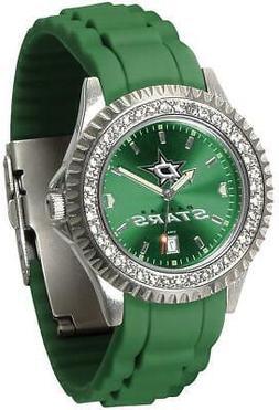 Gametime Dallas Stars Ladies Sparkle Watch