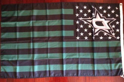 dallas stars 3x5 american flag us seller