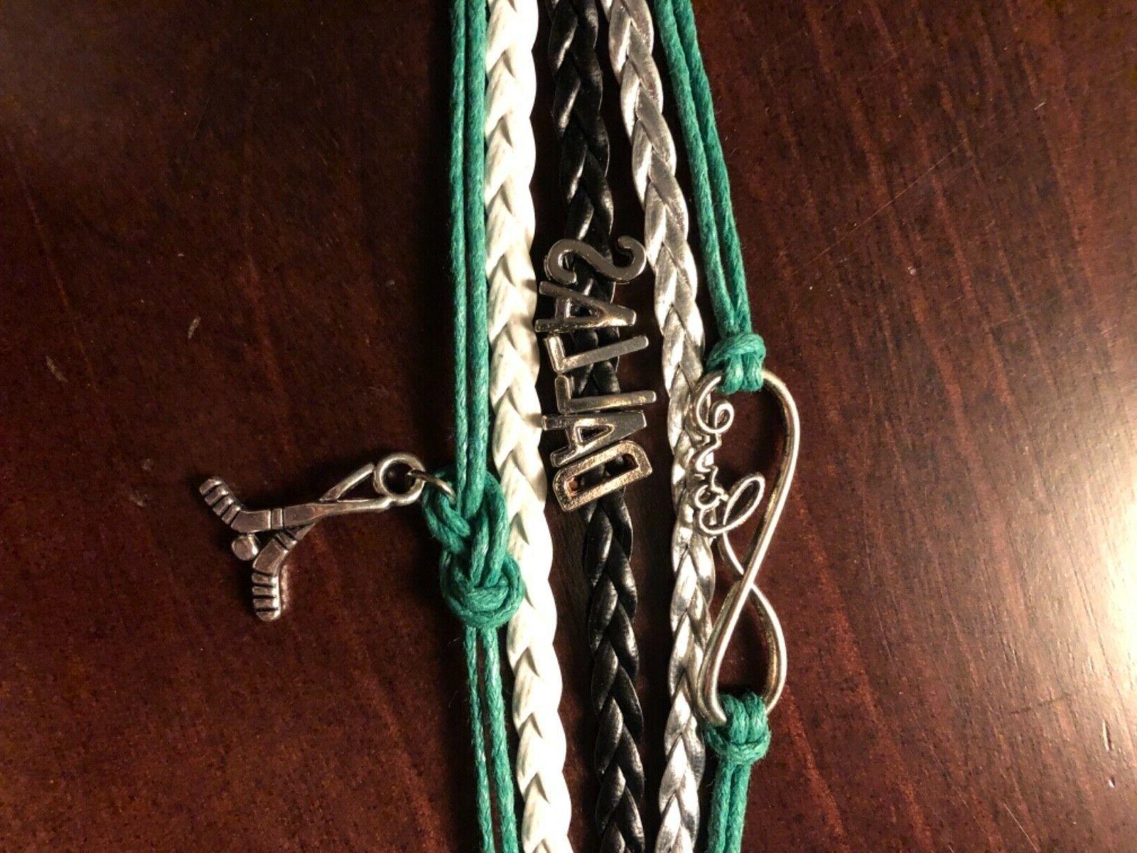 dallas stars bracelets