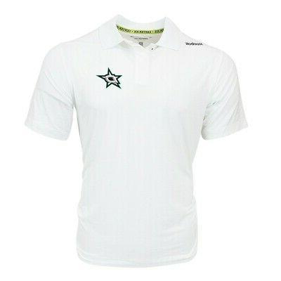 dallas stars nhl men s white center
