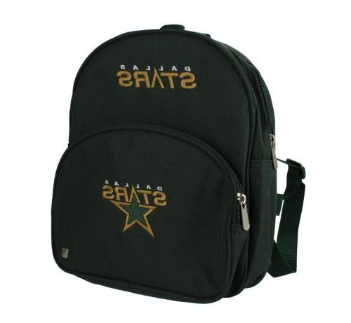 dallas stars nhl mini backpack