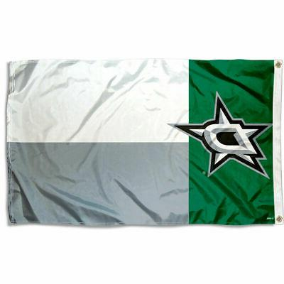 dallas stars state of texas flag