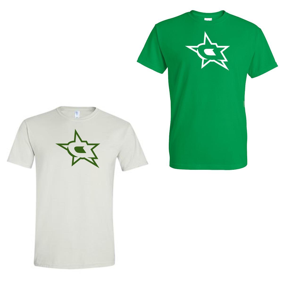 dallas stars t shirt