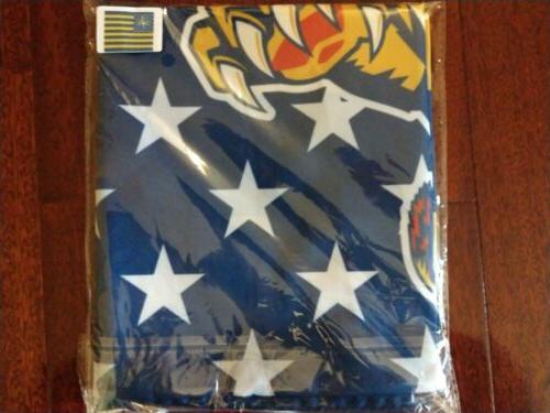 Florida 3x5 American Flag. seller. shipping