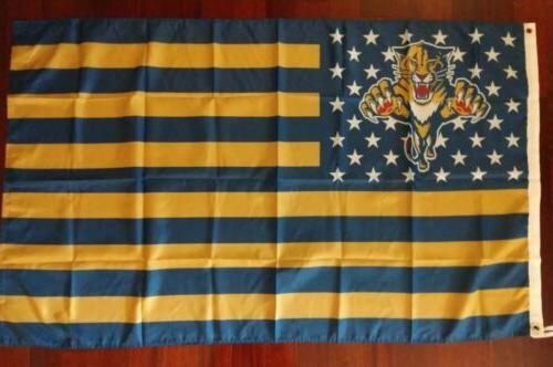 florida panthers 3x5 american flag us seller