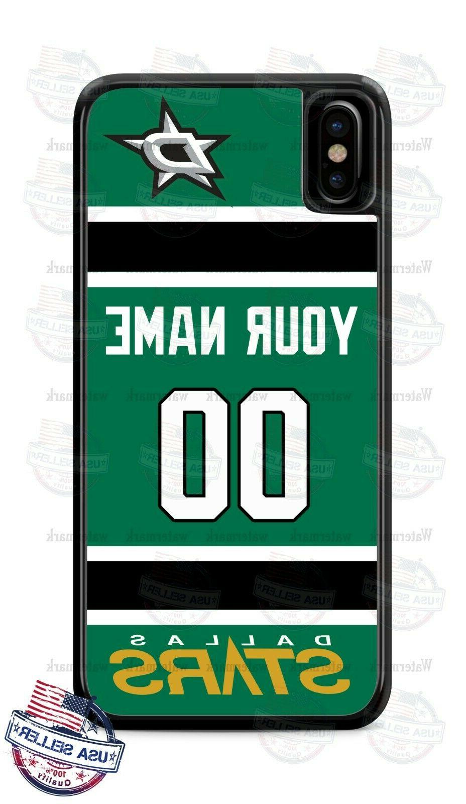 dallas stars hockey custom phone case cover
