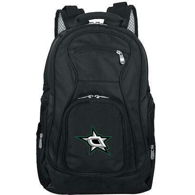mojo dallas stars premium 19 laptop backpack
