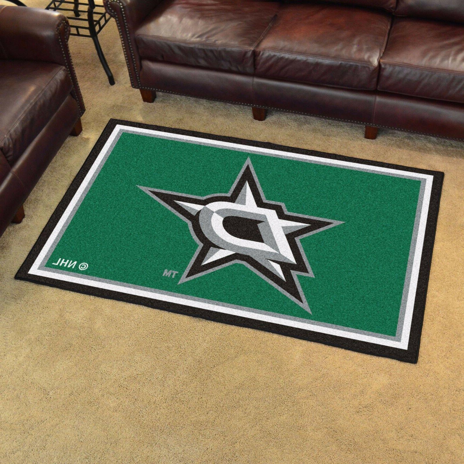 NHL Dallas Stars Doormat, 3'10 x 6'