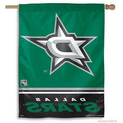 nhl dallas stars house flag