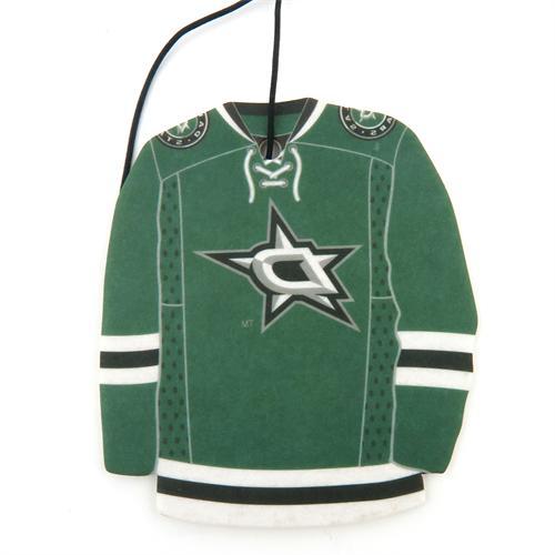 nhl dallas stars jersey air freshener