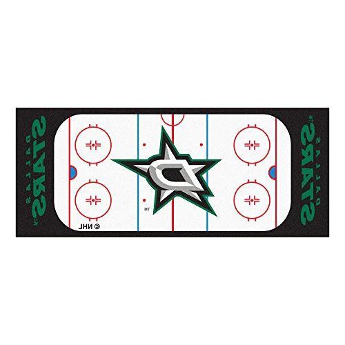 NHL Dallas Stars Rink Doormat