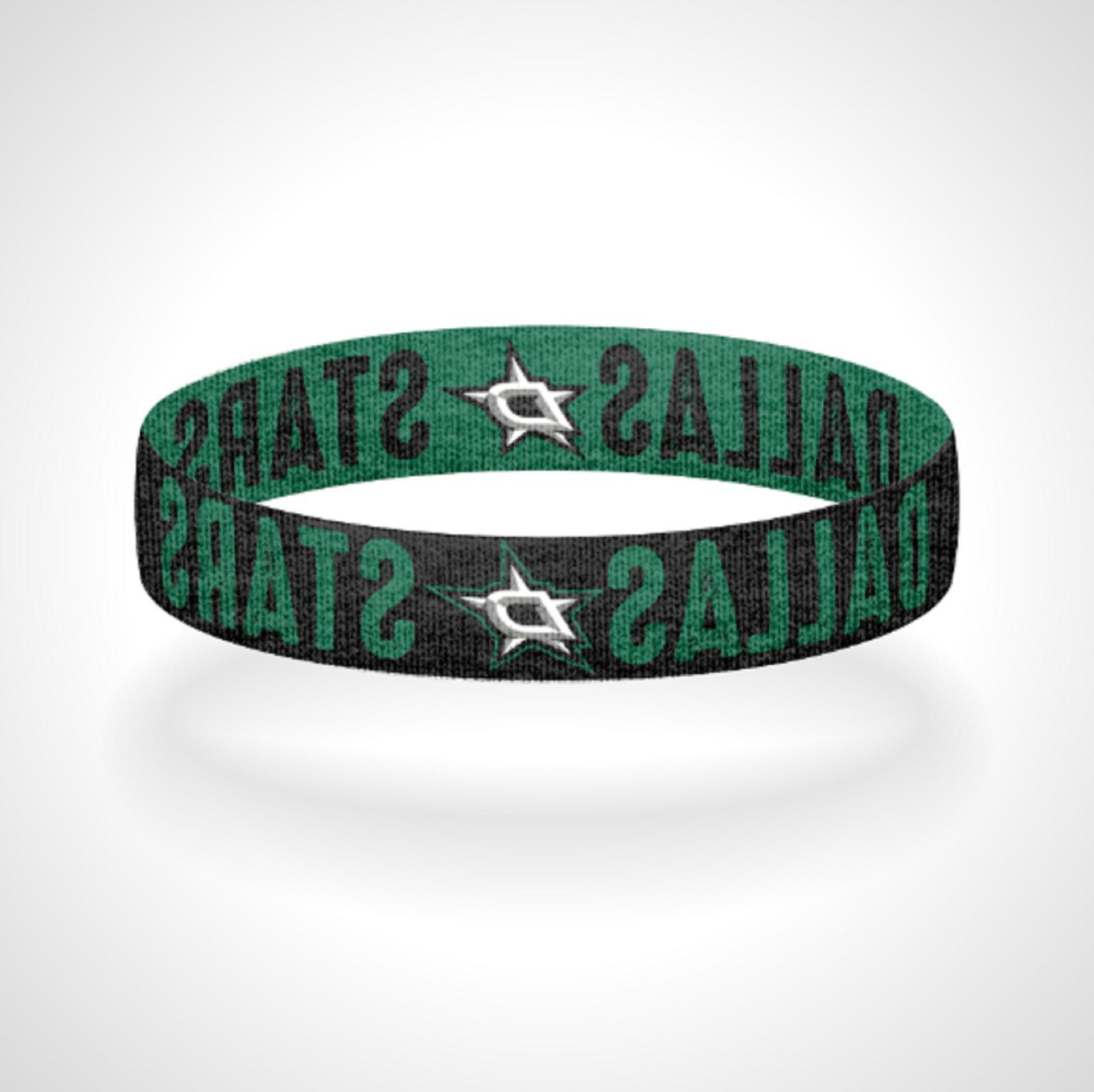 reversible dallas stars bracelet wristband victory rising