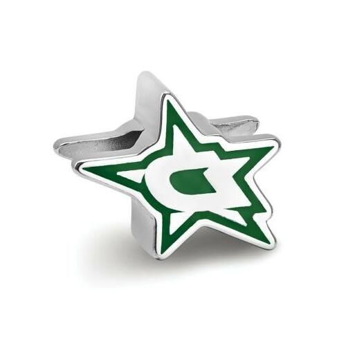 sterling silver dallas stars d on star