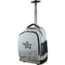 mojo dallas stars premium wheeled backpack