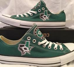 New!  Dallas Stars Converse Chuck Taylor Sneakers NHL Size 9