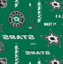 NEW NHL Dallas Stars Ice Hockey Sports Valance Curtain