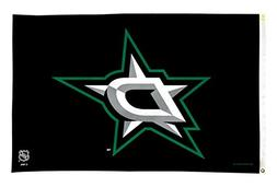 NHL Dallas Stars 3-Foot by 5-Foot Banner Flag