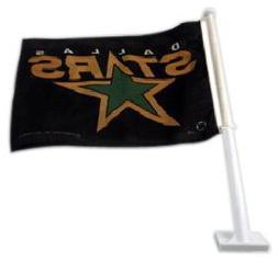 NHL Dallas Stars Car Flag