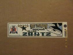 NHL Dallas Stars Circa 1999 Stanley Cup Champions Style#3 Ho