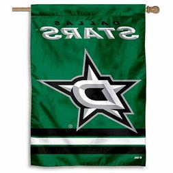 NHL Dallas Stars House Flag and Banner