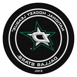 NHL Dallas Stars Round 26 - Hockey Puck Mat
