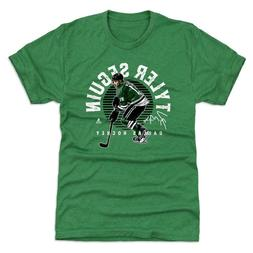 500 Level NHL Dallas Stars Tyler Seguin Emblem Premium T-Shi