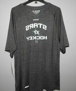 NHL Dallas Stars Ultimate Performance Short Sleeve Shirt New