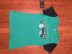 NHL Dallas Stars Women's Green T-Shirt M