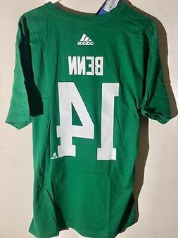adidas  NHL T-Shirt Dallas Stars Jamie Benn Green sz L