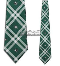Stars Tie Dallas Stars Neckties Officially Licensed Mens Nec