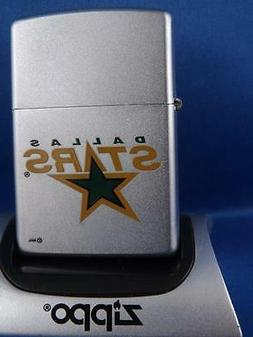 ZIPPO LIGHTER DALLAS STARS NHL HOCKEY SEALED 05 RETIRED FAN